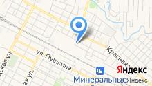 ОМОН УТ МВД России по СКФО на карте