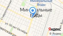 Versal Hotel на карте