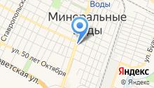 АлексаДент на карте