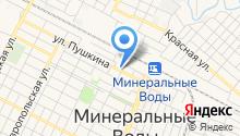 Ставропольский краевой музыкальный колледж им. В.И. Сафонова на карте