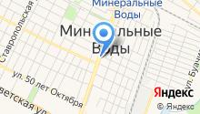 Центр гигиены и эпидемиологии на карте