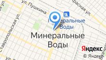 Минводыхлебторг на карте