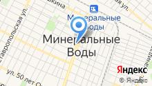 Адвокатский кабинет Синкевича Д.Н. на карте