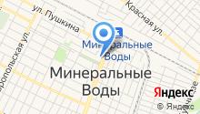 Майна-Вира на карте