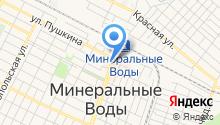 Эпос-КМВ на карте