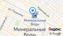 Русская игрушка на карте
