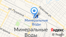 Отдел службы судебных приставов на карте