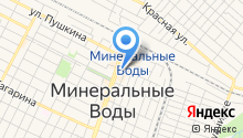 НАШ на карте