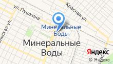 Chillout на карте