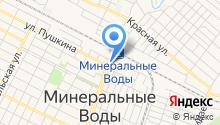 Детский сад №82, Дюймовочка на карте