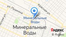 Туесок на карте