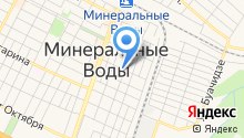 Коллегия адвокатов Ставропольского края на Кавказских Минеральных Водах на карте