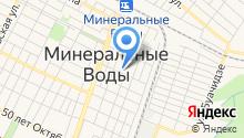 Ингосстрах-М на карте