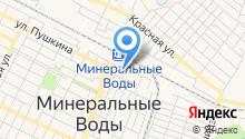 Пассат на карте