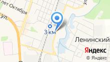 Ставропольснаб на карте