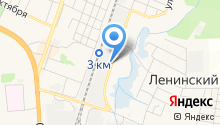 Ставропольснаб, ЗАО на карте