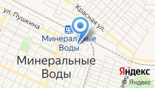 Атлет на карте