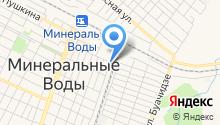 МРМК на карте