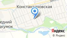 Детская воскресная школа на карте