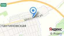 Zodиаk на карте