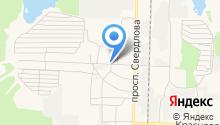 Дзержинский оконный завод на карте
