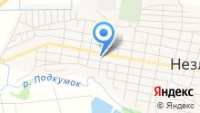 Георгиевское РАЙПО на карте