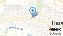 Храм Архистратига Михаила на карте
