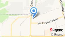 Анна Крановна на карте