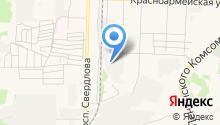 Дзержинскхолод на карте