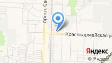 A-ka на карте