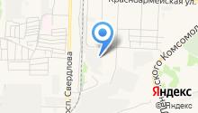 Волга Полимер 52 на карте