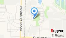 Дворец культуры им. Я.М. Свердлова на карте