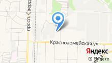 R-m Basf на карте