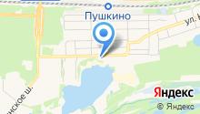 Дом культуры на ул. Пушкина на карте