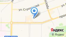 Дзержинская управляющая компания на карте