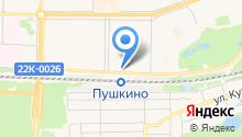 Детская городская поликлиника №10 на карте