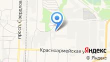 Дзержинск ТехПромСнаб на карте