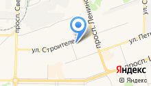 Детский сад №132 на карте