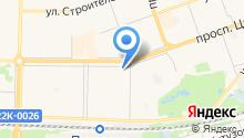 Бронза на карте