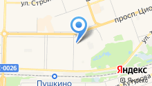 Адвокат Ольнев О.Н. на карте