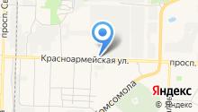 АЗС Taxioil на карте