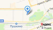 Дзержинскинвест на карте