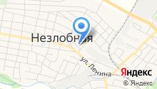 Средняя общеобразовательная школа №12 на карте