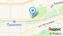 Ай-Петри на карте