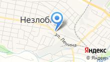 Усадебка на карте