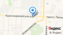 Family на карте