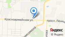 Атис-НН на карте
