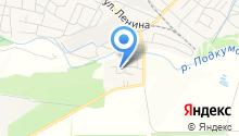 Детский сад №19, Золотой Петушок на карте