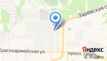 ДзержинскСтройИзыскания на карте