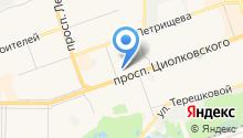 ДЮСШ им. А. Карпова на карте